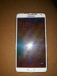 Beyaz Samsung Galaxy Note 3