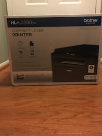 New Brother all-in-one Laser Printer (HL-L2390dw) Mc Lean, 22102