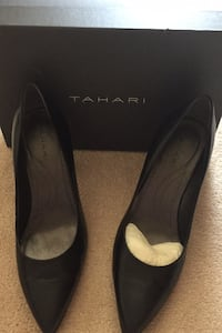 Shoes women's black size 6 1/2 for$5.00. Travelers Rest, 29690