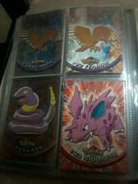 two assorted Pokemon trading cards Union City, 07087