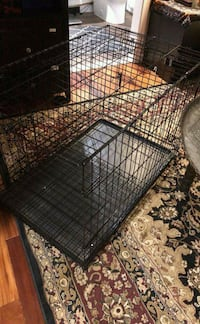 Small Dog Crate Kennel