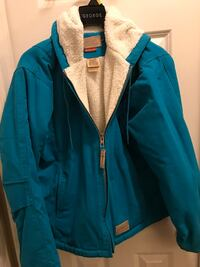 Blue and black zip-up jacket Lebanon Junction, 40150