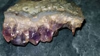 Amethyst Rocks (1 Rock with Crystals and 1 Display Decoration) Toronto, M2L 2N1