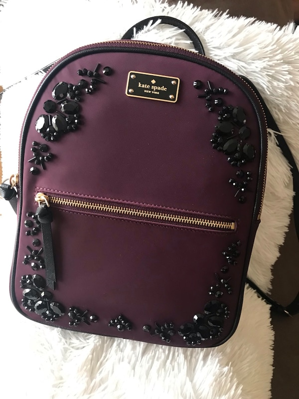 3a75bb9ff Used Brand new Kate Spade backpack purse for sale in Princeton - letgo