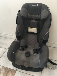 baby's black and gray car seat Montréal, H8N 1G1