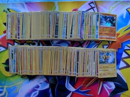 Pokemon Card Pack (50 Cards per pack)