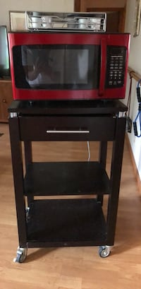 black and red Craftsman tool cabinet Washington, 20024
