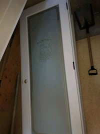"30"" Pantry Door with Frame 3691 km"