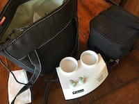 Ameda Purely Yours Double Electric Breast Pump!! Los Angeles, 91605