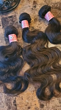 "Brazilian 9a Body Wave 16"",18"",20"" Washington, 20032"