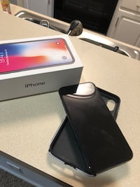 iPhone X 256gb Factory Unlock  Lawrenceville, 30043