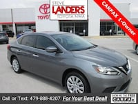 2017 Nissan Sentra S Rogers, 72758