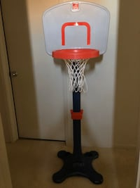 Kids basketball hoop