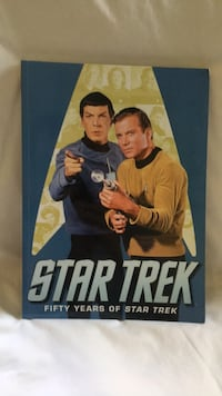 Fifty Years of Star Trek Waltham, 02453