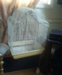 white pet cage Muskegon, 49441