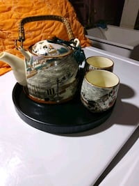 Tea Pot 4 piece (never used) Toronto, M1W 2K7