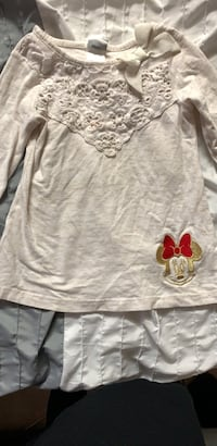 2T Minnie Long Sleeve  Fountain Valley, 92708