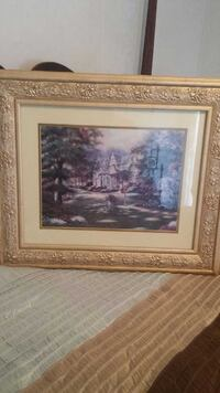 16x20 BEAUTIFUL FRAMED PICTURE Fort White, 32038