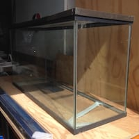 Glass Tank with Mesh Lid for Reptiles Vaughan, L4H 1C7
