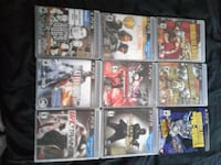 Ps3 games  Victoria Harbour, L0K 2A0