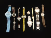Watches lot all $20 Ewa Gentry, 96706