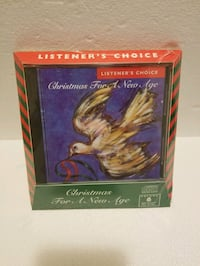 1992 Listener's Choice Christmas Classics VOL 6~~ CD **NEW/ SEALED  Omaha, 68132