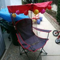 baby's red and black stroller Escondido, 92026