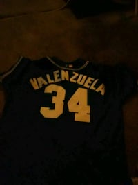 black and yellow Lakers 24 jersey San Diego, 92102