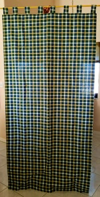 Two beautiful curtain panels. Port St. Lucie