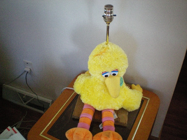 Big Bird Lamp