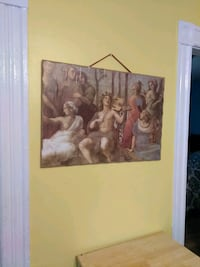 painting of man and woman Cranston, 02920