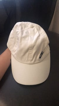 white and black baseball cap Rocklin, 95765
