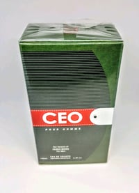 CEO -  EDT Cologne Spray (3.4oz) NEW IN BOX Silver Spring, 20906