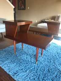 Midcentury side tables x2 Vancouver, 98662