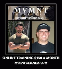 Online Personal training Charlotte