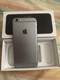 space gray iPhone 6 with box Ottawa, K2R