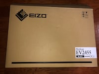 Brand new Eizo FlexScan EV2455 monitor  Woodbridge, 07095