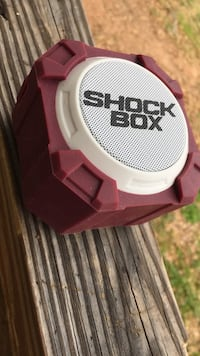 Shock Box Gamecock Portable speaker Abbeville, 29620