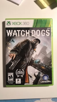 Xbox 360 watch dogs game  Rye, 10580