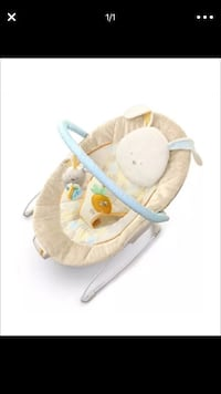 Bright Starts Cotton Tale Bouncer - New