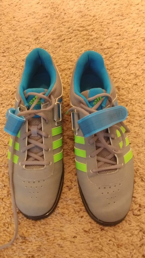 2162310e9f4a Used Adidas Adipower Weightlifting Shoes 10.5 for sale in Sandy ...