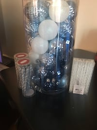 BRAND NEW never used ornaments  New York, 10462