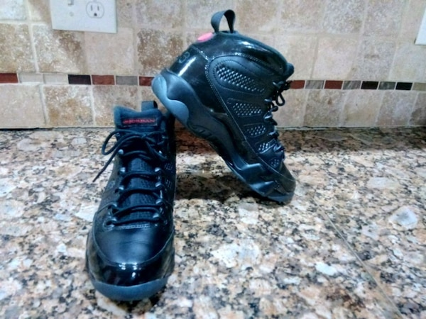 "7ee8a7890e52f7 Used Nike Air Jordan 9 Retro ""Bred"" Size 9.5 for sale in East Point ..."