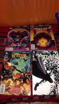 three assorted Marvel comic books Montreal, H3W 2E7