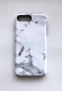 Marble iPhone 8 Plus phone case Langley, V2Y 2P9