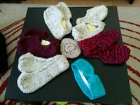 baby's assorted-color knit caps Washington, 20001