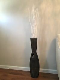 Tinted glass vase Dover