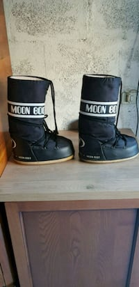 Moon boot originali tecnica 6830 km