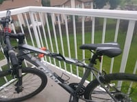 Brand New Mens Bike For Sale 250.00 obo! silver GI Edmonton, T5X 3R1