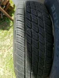 New tires.